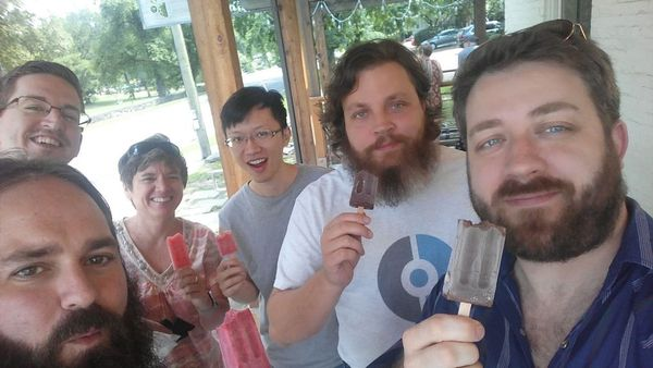 Developer Launchpad popsicle social